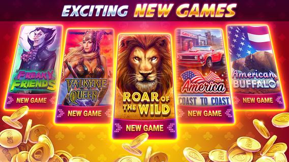 Gsn Casino Play Casino Games Slots Poker Bingo 4 4 1 Apk Free