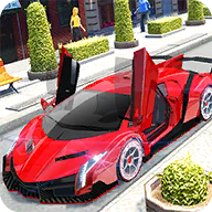 Car Simulator Lambo V APK icon