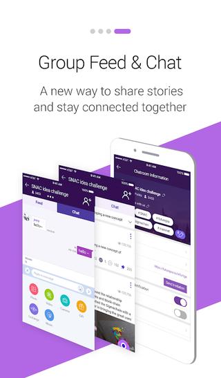 SNAC – Social Media, Messenger, Groups & Rewards 0.9.60 image