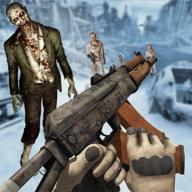 Grand Zombie shooting Strike Game 2019 icon
