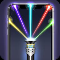 Laser 100 Beams Funny Joke  icon