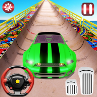 Ultimate Ramp Car Stunts APK icon