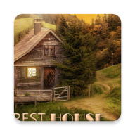 Forest House Wallpaper icon