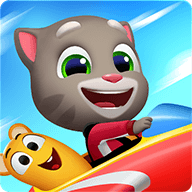 Talking Tom Sky Run apk