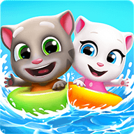 Talking Tom Pool - Puzzle Game apk