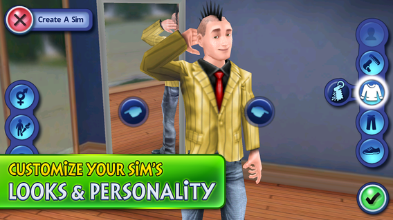 The Sims 3 1.0.47 image