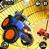 Well Of Death Tractor Stunt Drive APK