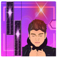 Justien Bieber - Favorit Song Game icon