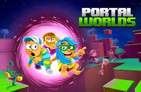 Portal Worlds 1.4.10 image