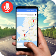 Voice GPS Driving Directions: Traffic status APK