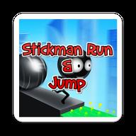 Stickman Run & Jump  icon