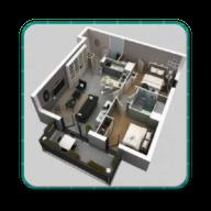 300+ Denah Rumah Minimalis APK