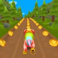Dog Run - Pet Dog Simulator icon