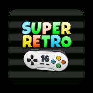 SuperRetro16 (SNES Emulator) 1.9.7 icon