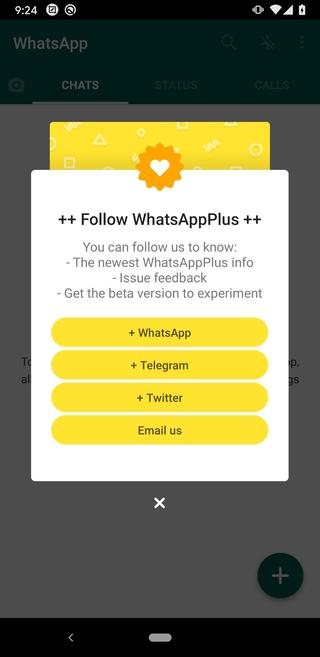 WhatsApp 2.19.166 image
