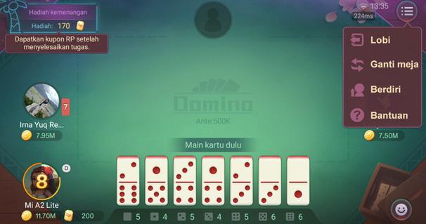 Higgs Domino 1.61 apk Free Download | APKToy.com