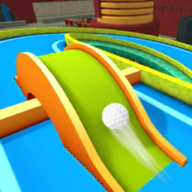 Mini Golf 3D City Stars Arcade - Multiplayer Rival  icon