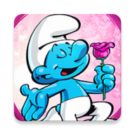 Smurfs' Village APK icon