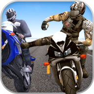 Bike Attack Race : Highway Tricky Stunt Rider APK